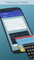 Screenshot of ai.type keyboard Plus + Emoji