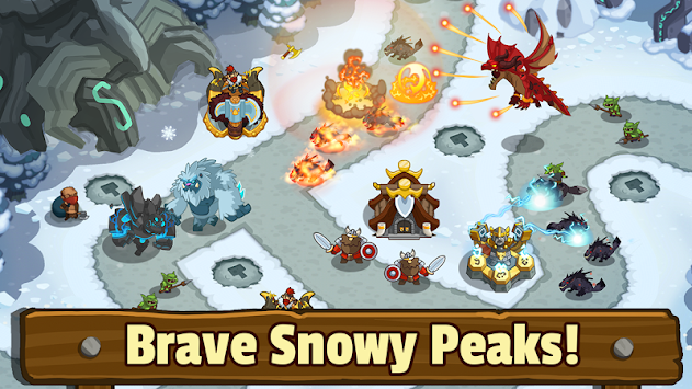 Realm Defense: Fun Tower Game APK screenshot thumbnail 17