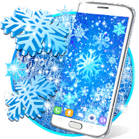 Snowflakes live wallpaper pour PC (Windows / Mac)