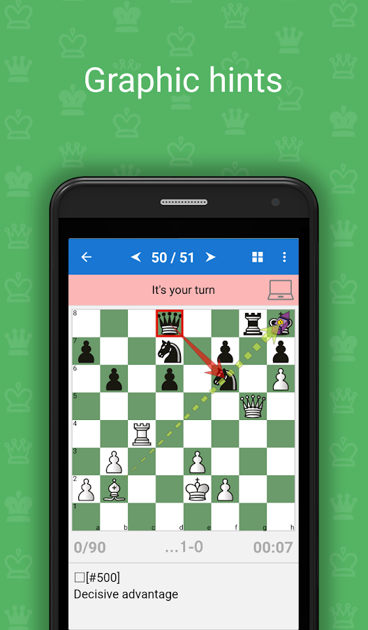 Chess Combinations Vol. 1 Screenshot