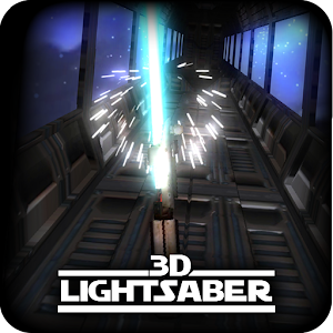 3D Lightsaber for Star Wars