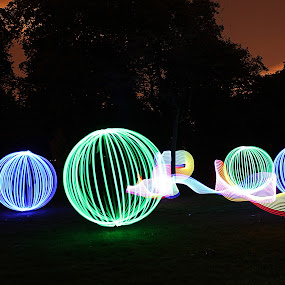 by Bquavs Photography - Abstract Light Painting