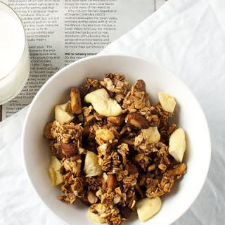 Apple Granola Crumble Recipes