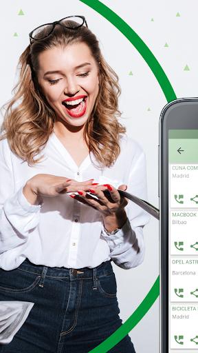 milanuncios: anuncios gratis para comprar y vender screenshot 2