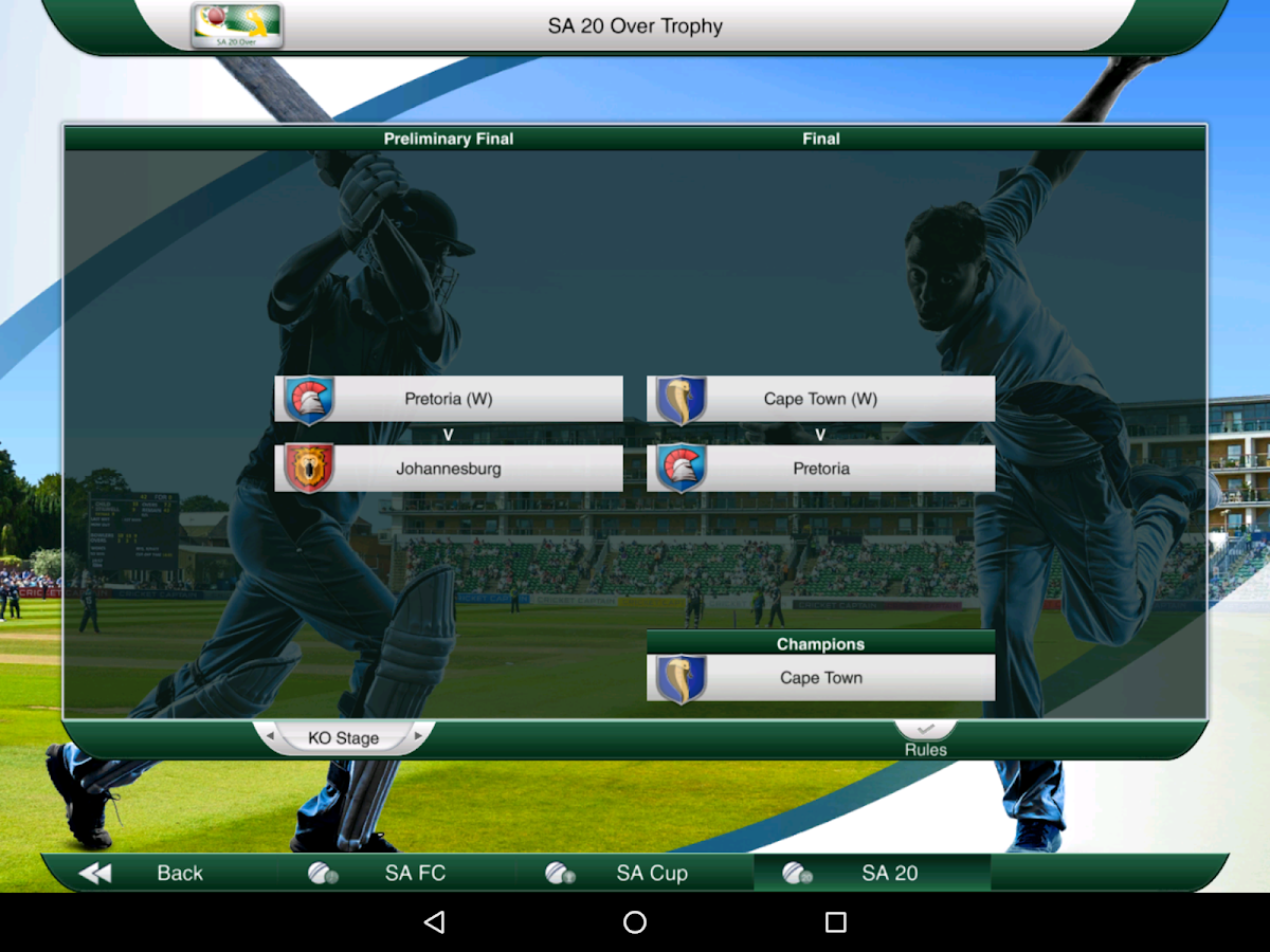 Cricket Captain 2016 Screenshot 14