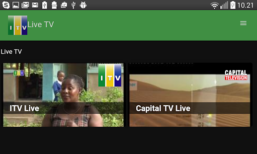 App ITV Tanzania apk for kindle fire