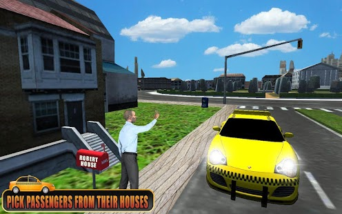 Modren City Taxi Driver 2016 - screenshot
