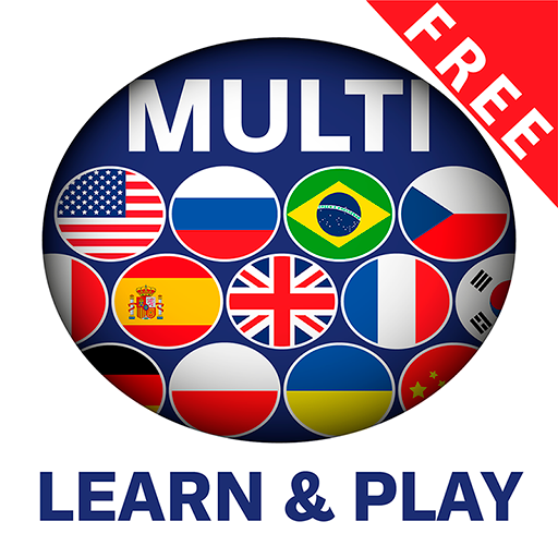 Learn and play MULTI lingual 1000 words (app)
