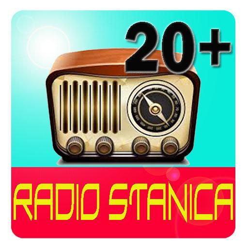 Android aplikacija 20 Radio Stanica na Android Srbija