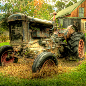Old Tractor HDR.jpg