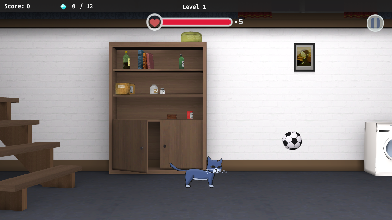 Shakey's Escape Screenshot 5