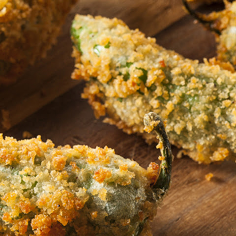 Breaded Jalapeno Poppers