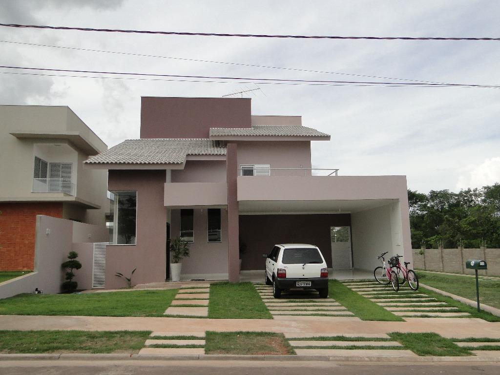 Casa sobrado, Condomínio Belvedere, Jardim Imperial