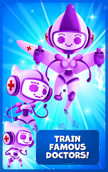 Fable Clinic - Match 3 Puzzler APK screenshot thumbnail 12