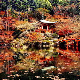 #Kyoto #Daigoji by Eimantas Sp - Instagram & Mobile Android