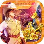 Treasure Hunt Hidden Objects Adventure Game Icon