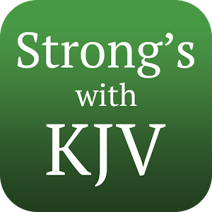Strongs Concordance with KJV