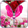 Rose zip Screen Lock for Lollipop - Android 5.0