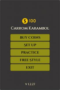 Carrom Karambol- screenshot thumbnail