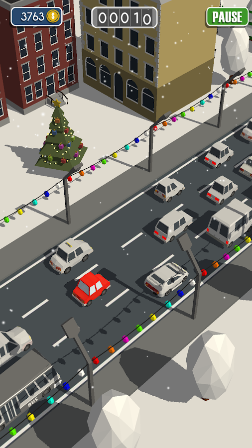Commute: Heavy Traffic Screenshot 1
