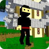 Ninja Craft: Build && Explore APK for Bluestacks