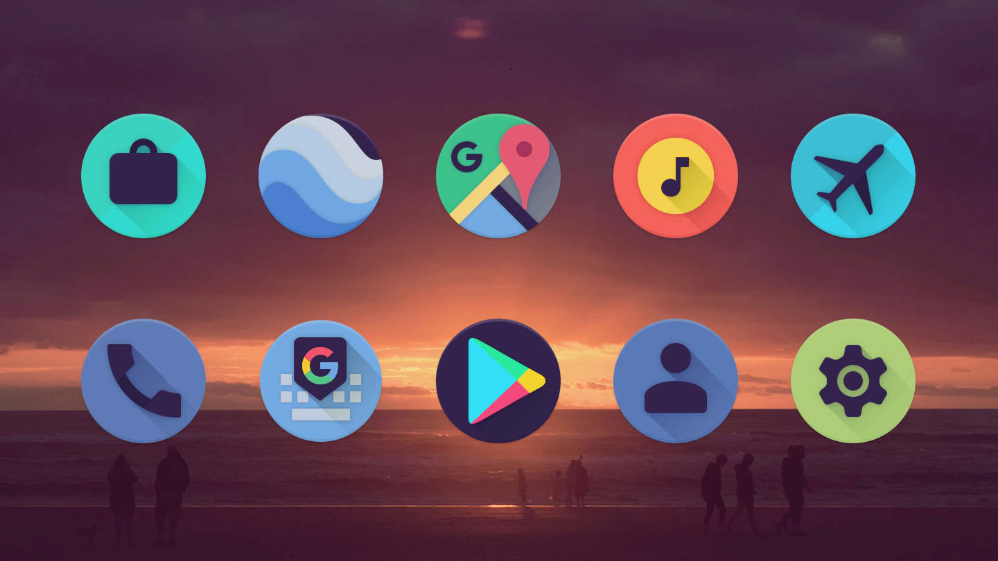 Viral - Free Icon Pack Screenshot 4