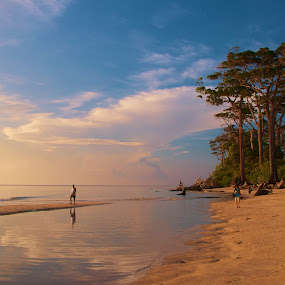 Wandoor Beach, Andaman by Prashanth UC - Landscapes Beaches