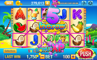 Screenshot of Slots Vacation - FREE Slots