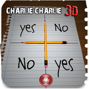 Charlie Charlie challenge 3d For PC