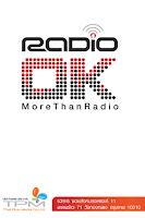 Screenshot of radioOK