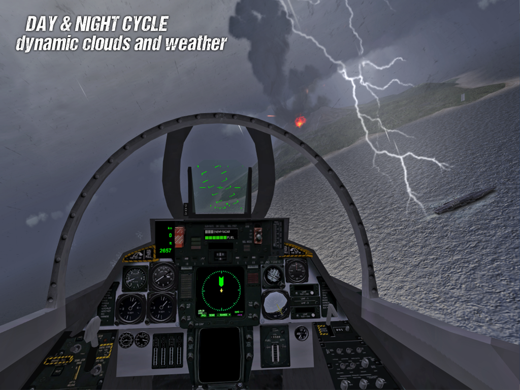 Carrier Landings Pro Screenshot 11