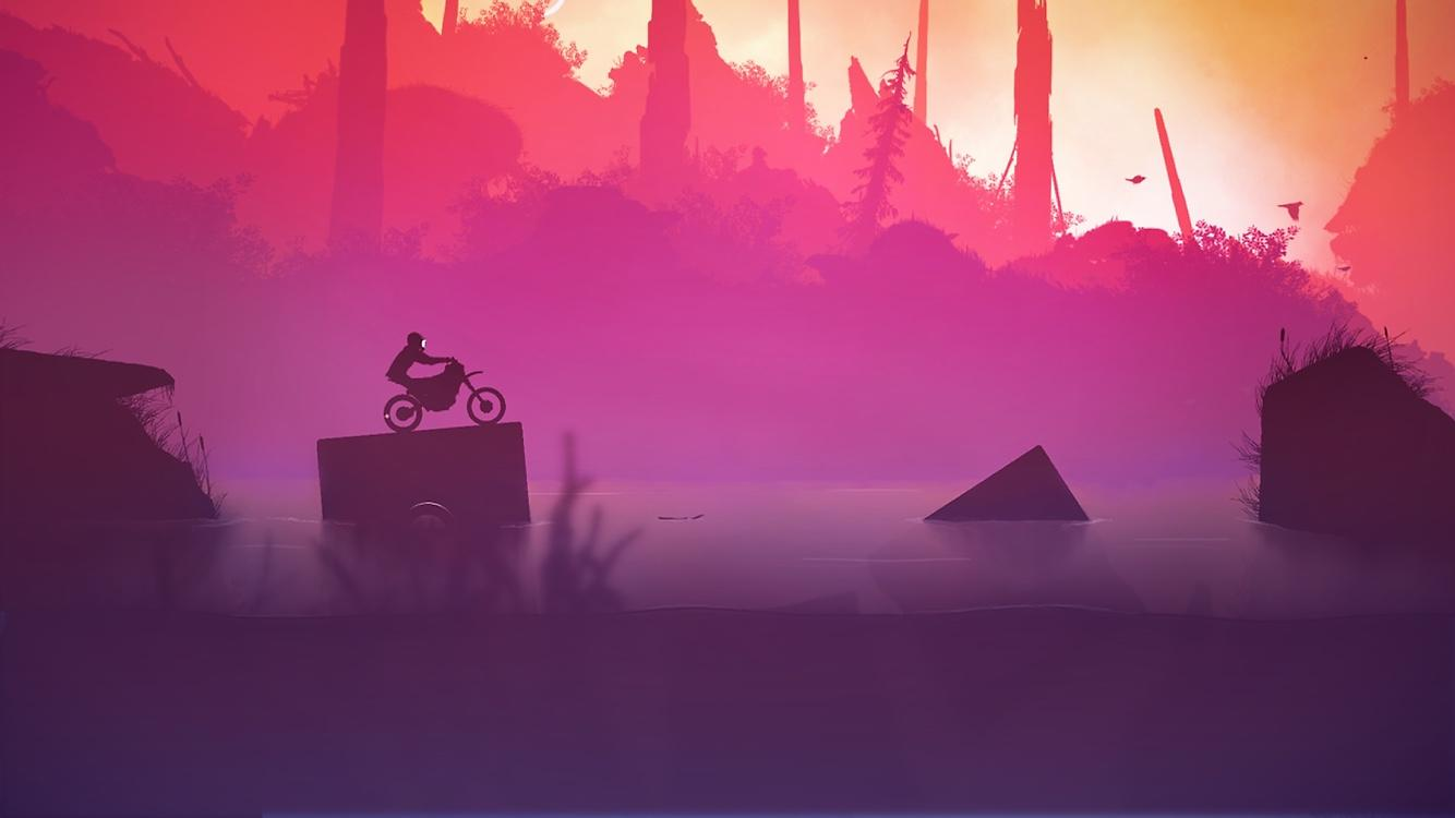 Psebay: Gravity Moto Trials Screenshot 3