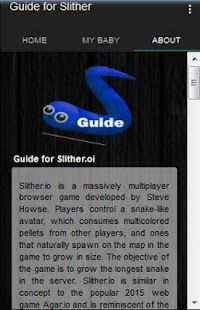 Guide for Slither.io Tips - screenshot