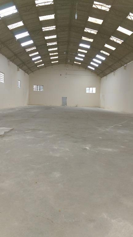 Galpão para alugar, 2200 m² por R$ 35.000,00/mês - Macuco - Santos/SP