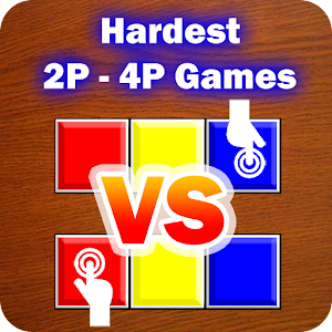 Hardest 2 Player Games