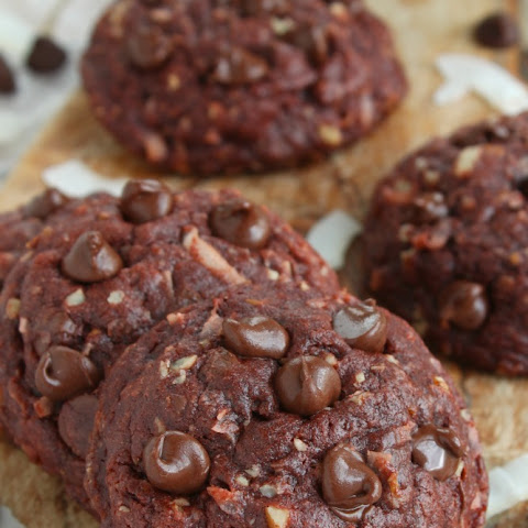 Coconut Pecans Chocolate Chocolate Chip Cookies