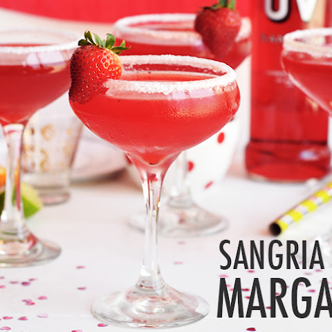 Sangria Vodka Margarita