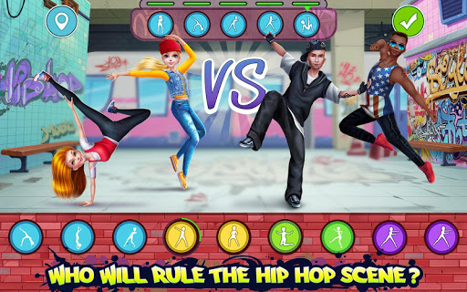 Hip Hop Battle - Girls vs. Boys Dance Clash For PC
