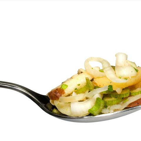 Marinated Potatoes and Fennel