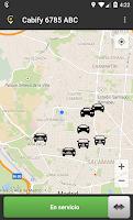 Screenshot of Solo choferes de Maxi Mobility