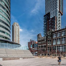 Old HAL Building by Kees van Es - Buildings & Architecture Office Buildings & Hotels