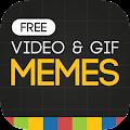 Video & GIF Memes Free APK for Bluestacks