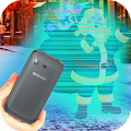 Santa Claus Hologram Simulator APK for Bluestacks