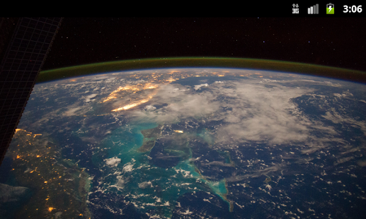 Earth from Space - Wallpapers - screenshot