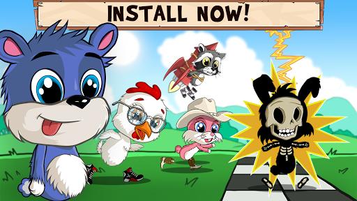 Fun Run 2 - Multiplayer Race screenshot 7