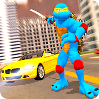 Shadow Ninja vs Monster - Superhero City Battle For PC