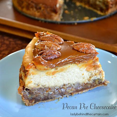Honey Pecan Cheesecake Recept | Yummly