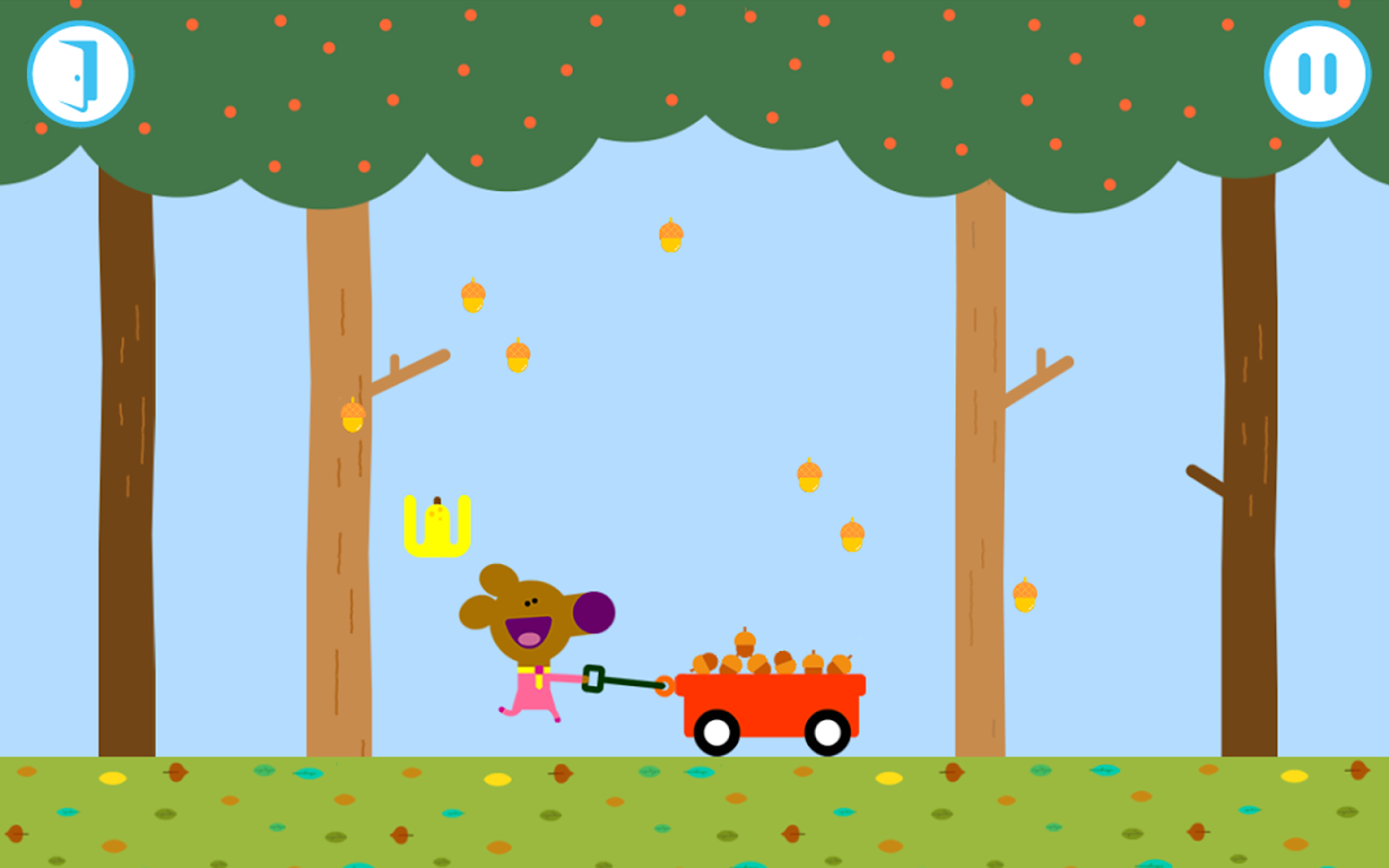 Hey Duggee The Big Outdoor App Screenshot 7
