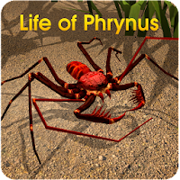 Life of Phrynus - Whip Spider For PC (Windows And Mac)
