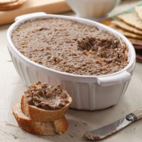 Country-Style Chicken Liver Mousse